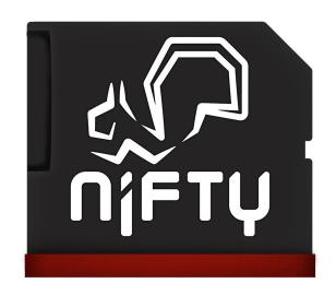 MacBook Air Nifty drive