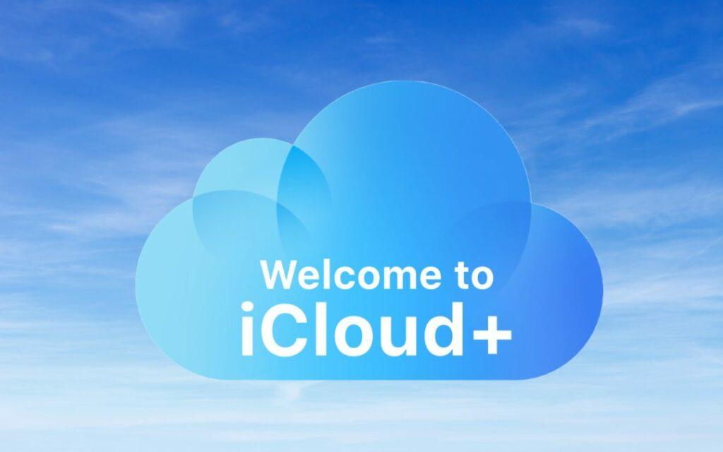 iCloud+ logo